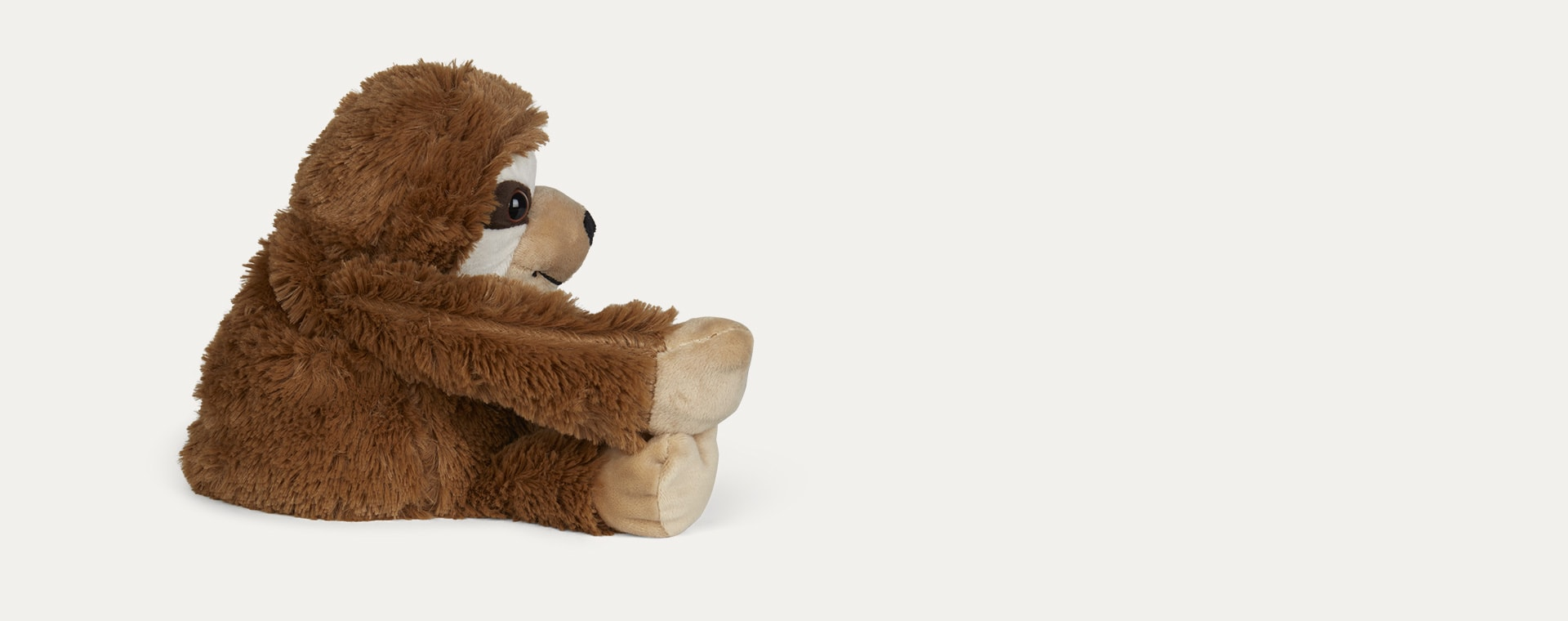 Sloth Warmies Microwaveable Teddy