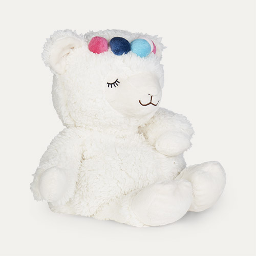 Llama Warmies Microwaveable Teddy