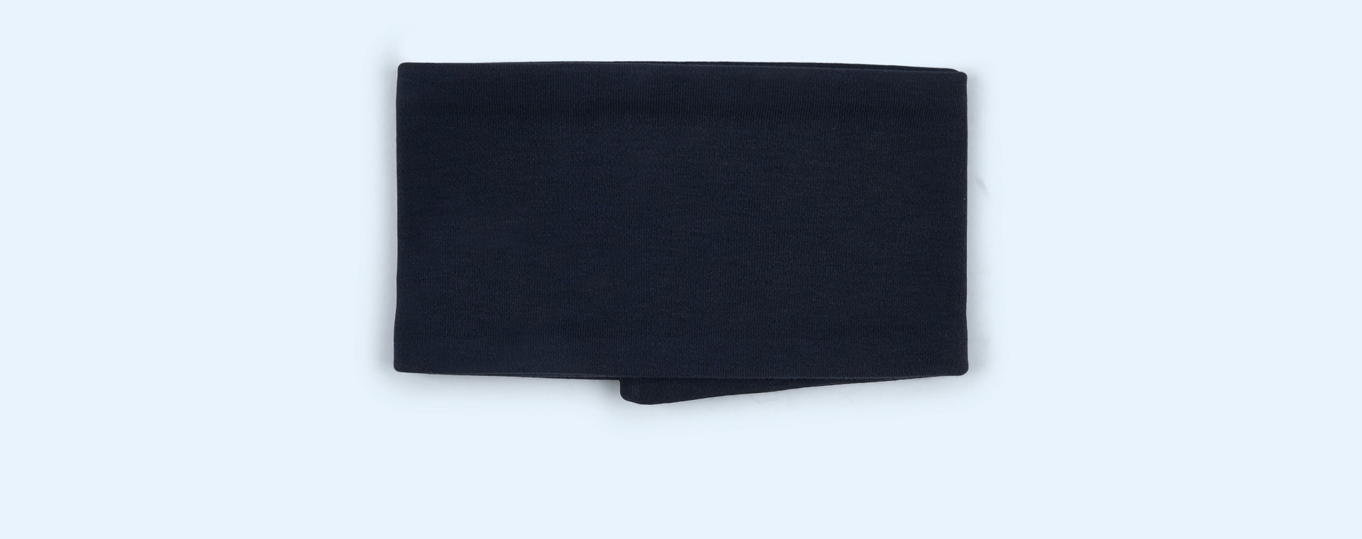 Navy Mama Designs Snoodie Dribble Bib