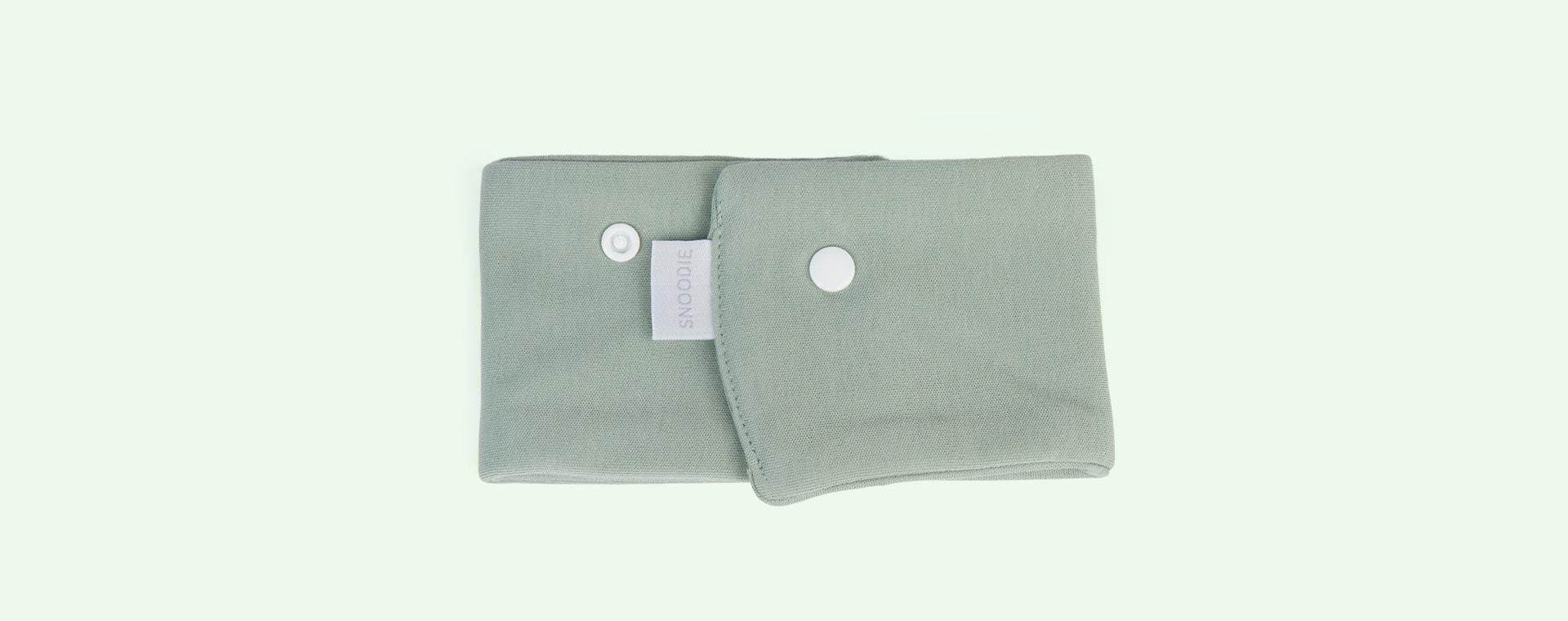 Green Mama Designs Snoodie Dribble Bib