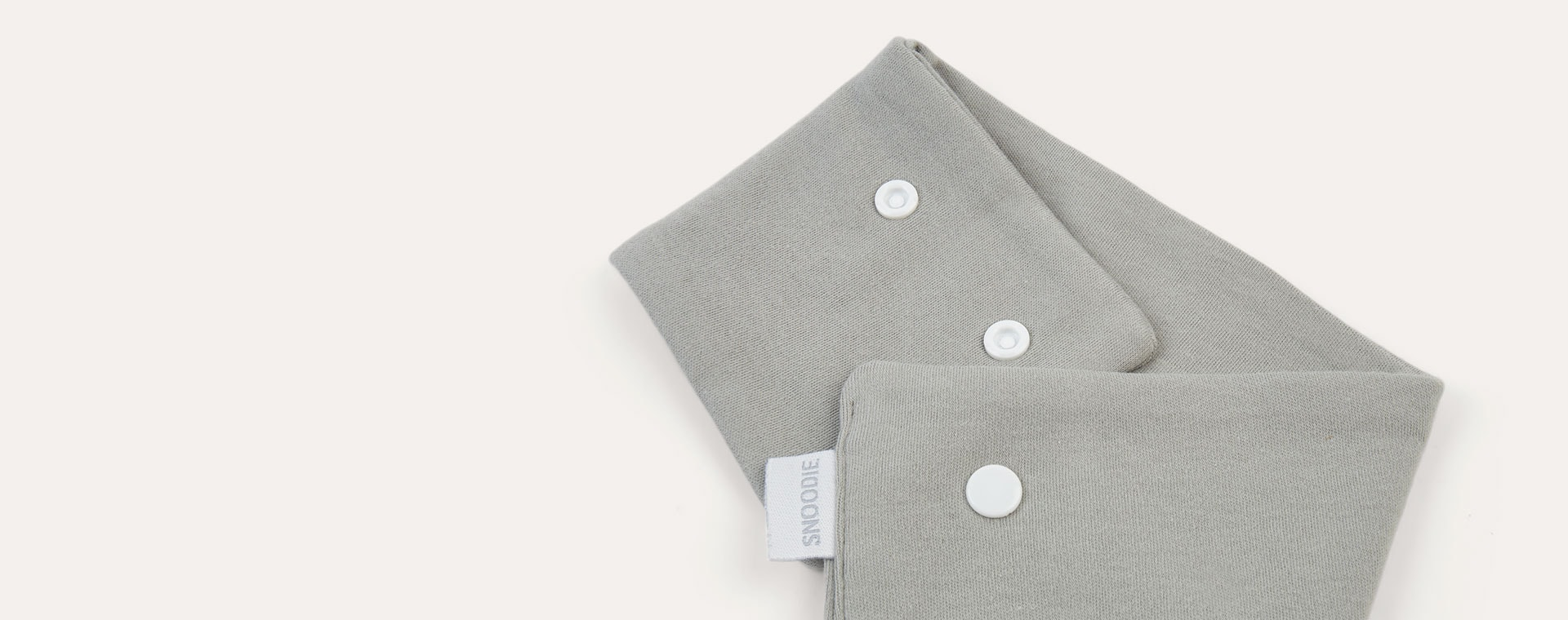 Grey Mama Designs Snoodie Dribble Bib