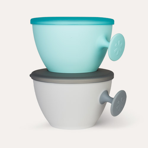 Mint Skip Hop Easy Grip Bowl Set 2 Pack