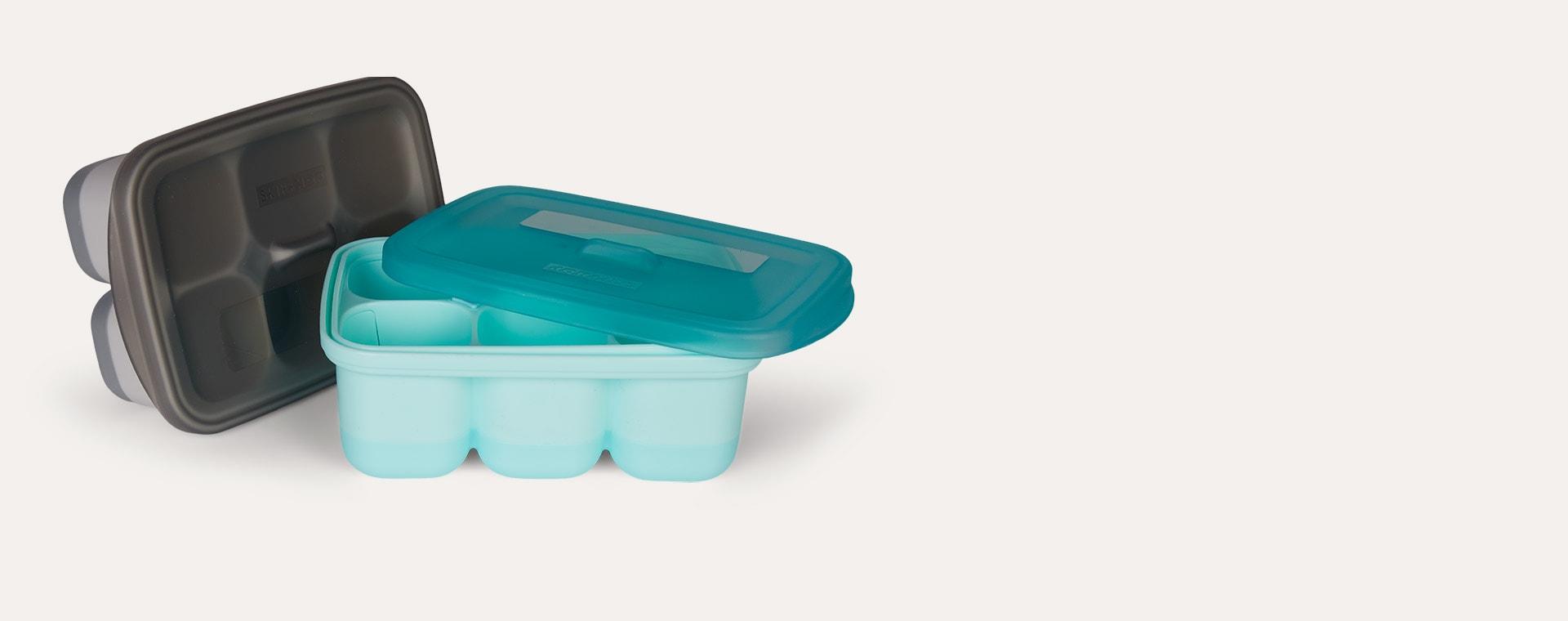 Mint Skip Hop Easy-Fill Freezer Trays