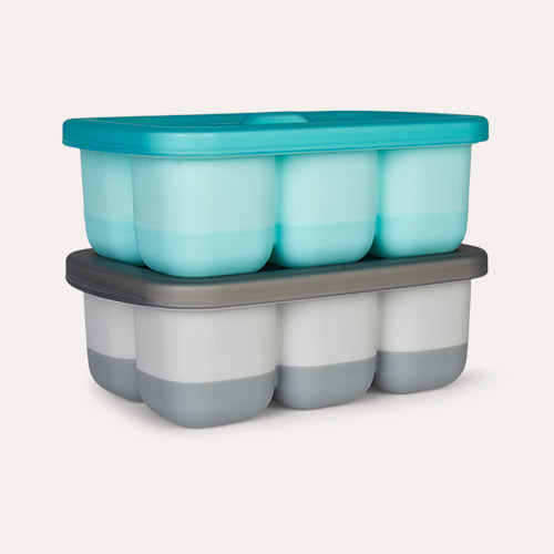 Mint Skip Hop Easy-Fill Freezer Trays