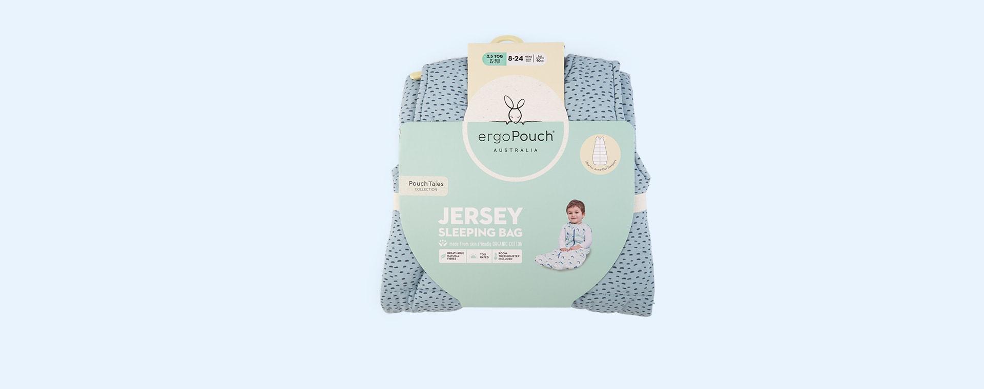 Pebble Ergopouch Jersey Sleeping Bag