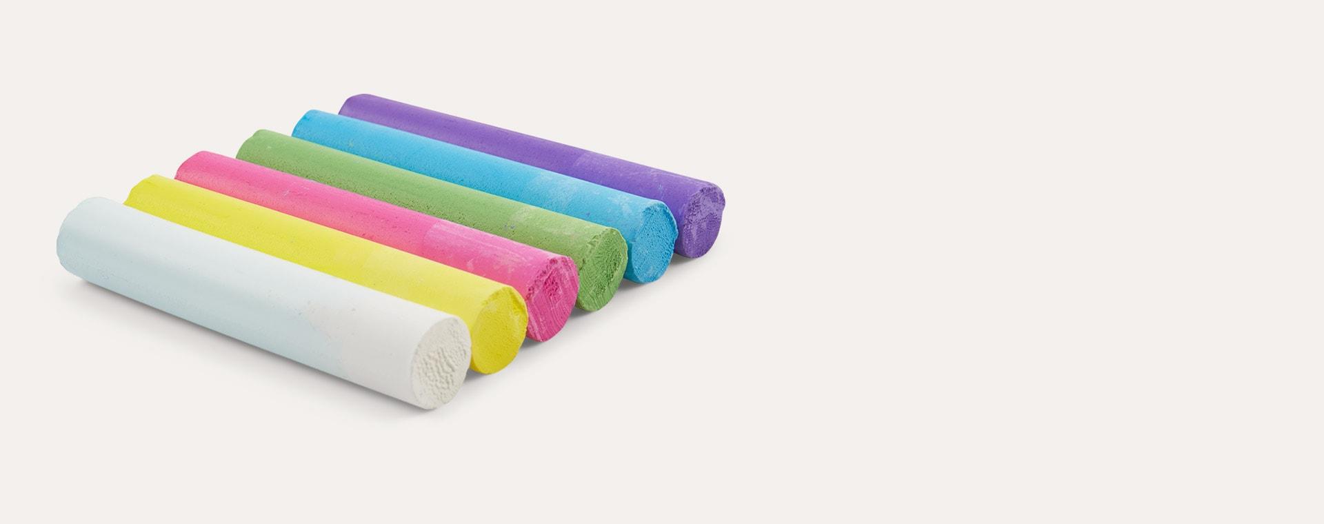 Basic kitpas Dustless Chalk 6 Pack