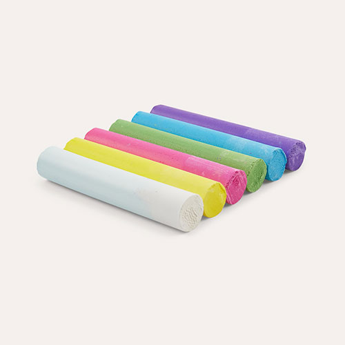 Basic kitpas Dustless Chalk 6 Pack