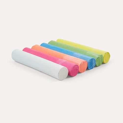 Neon kitpas Dustless Chalk 6 Pack