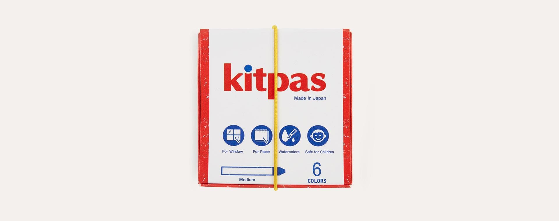 Multi kitpas Medium 6 Colours