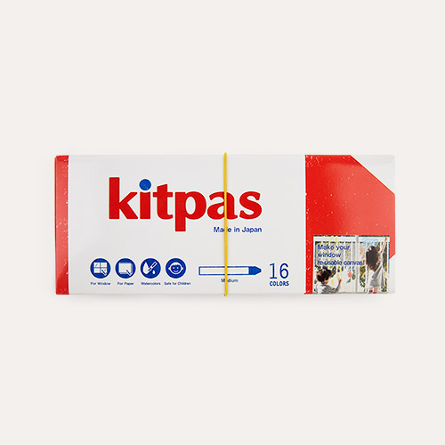 Multi kitpas Medium 16 Colours