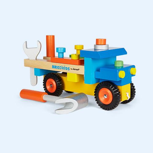 Multi Janod DIY Truck