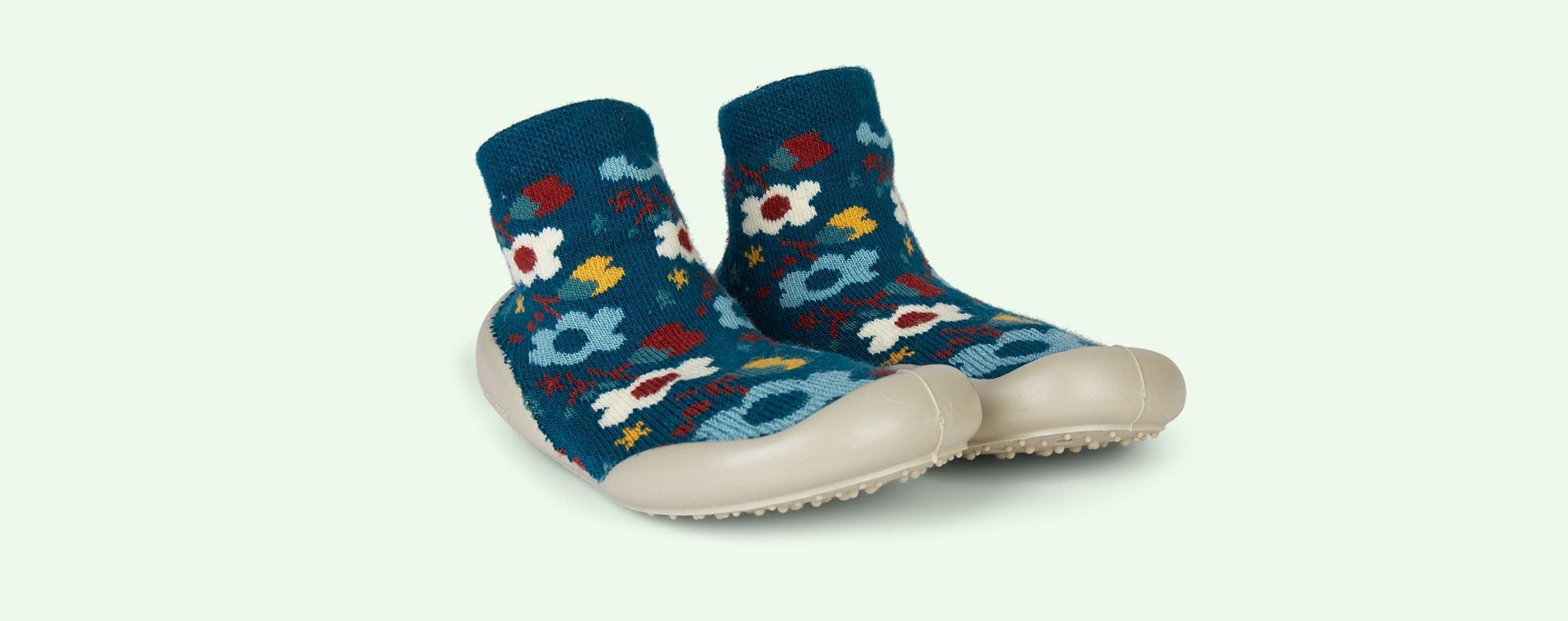 Prairie Collegien Prairie Slipper Socks