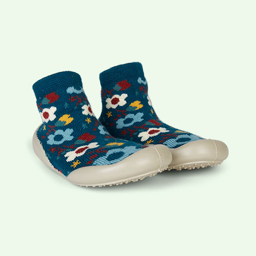Prairie Collegien Prairie Slipper Socks