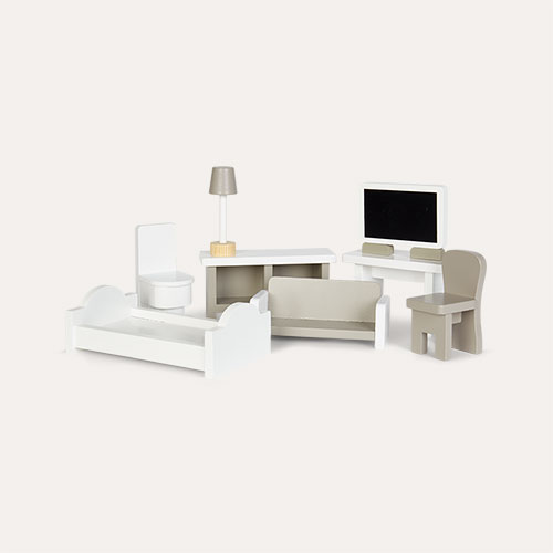 White Childhome Mini Furniture