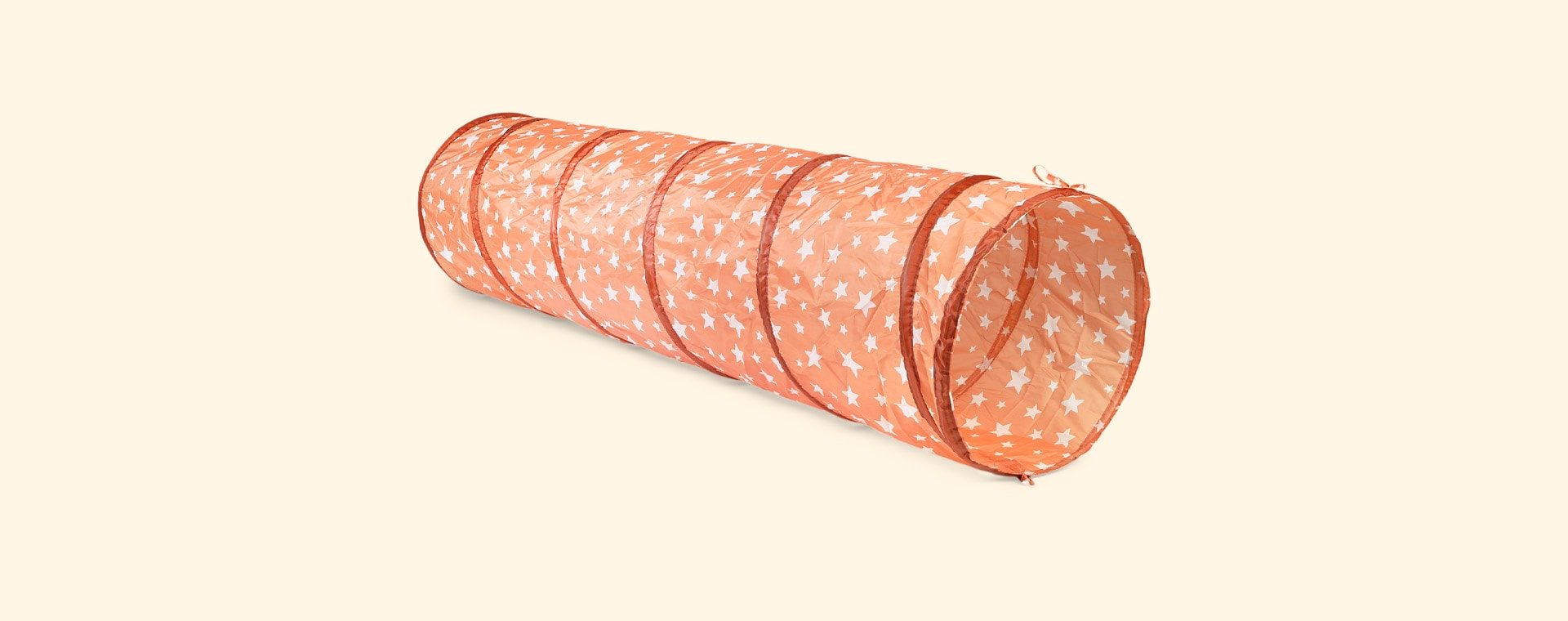 Orange Kid's Concept Play Tunnel