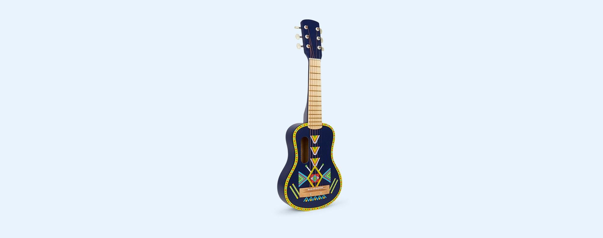 Blue Djeco Guitar