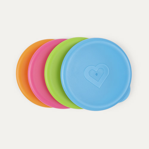 Multi Munchkin 4-Pack Miracle Cup Lids