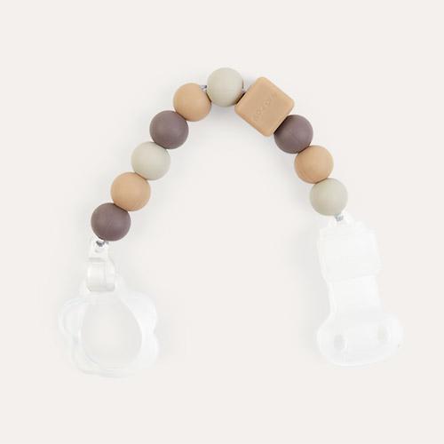 Stone Nattou Silicone Pacifinder