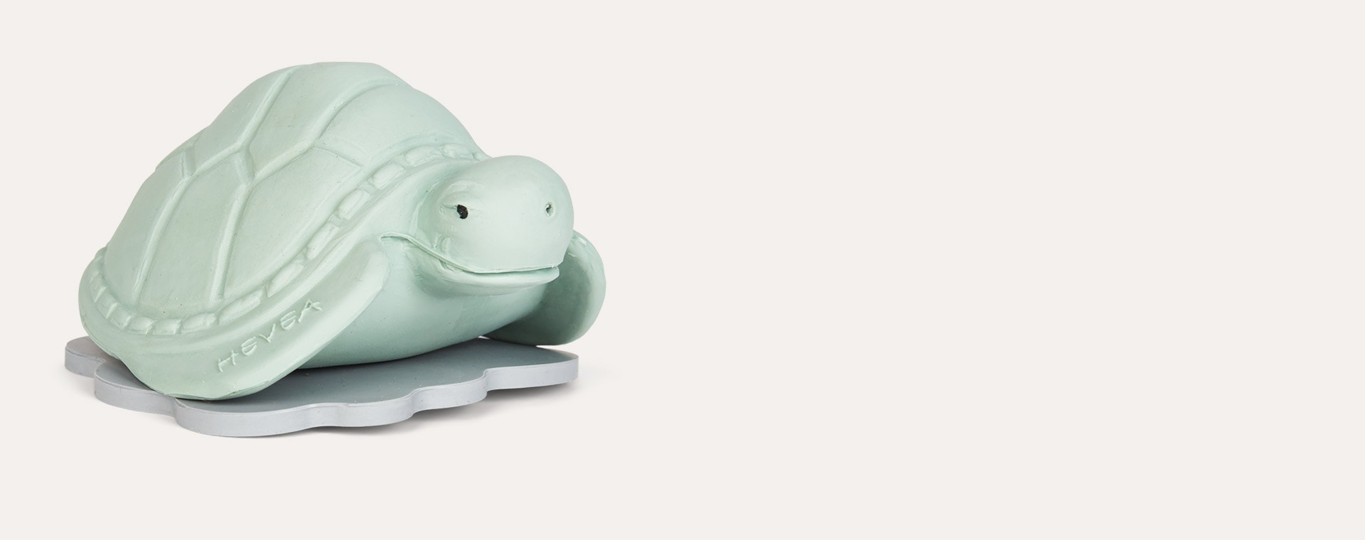 Grey Hevea Whale & Turtle Bath Toy Gift Set