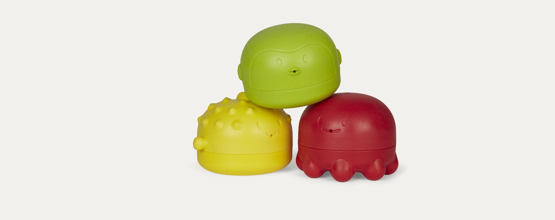 Multi ubbi Squeeze Bath Toys