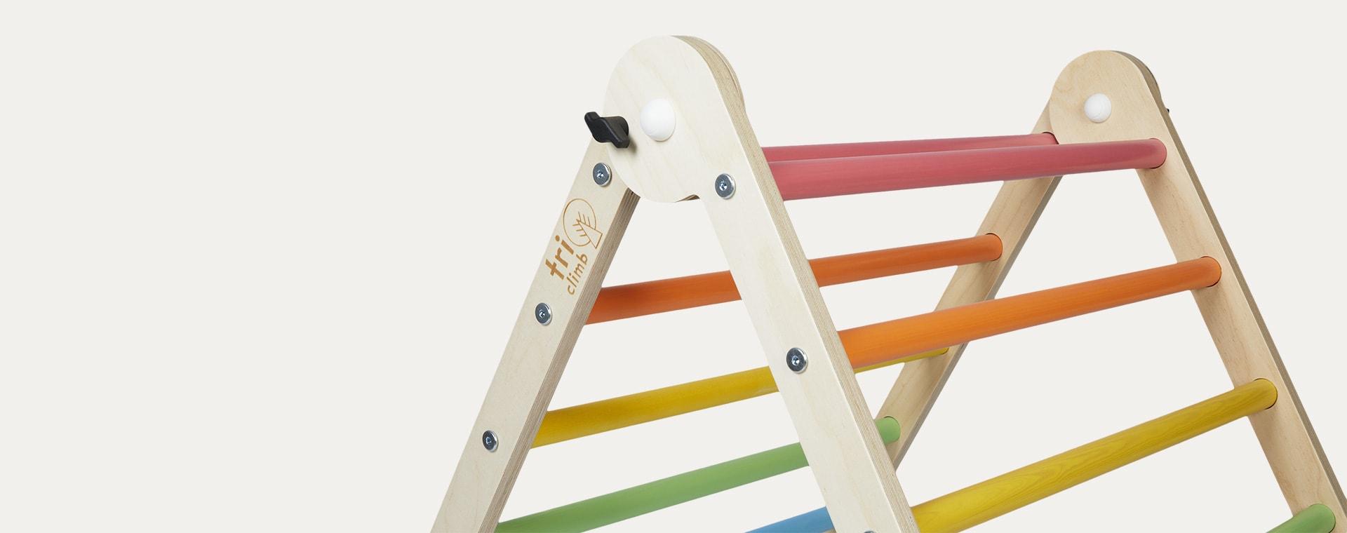Pastel Rainbow Triclimb Triclimb
