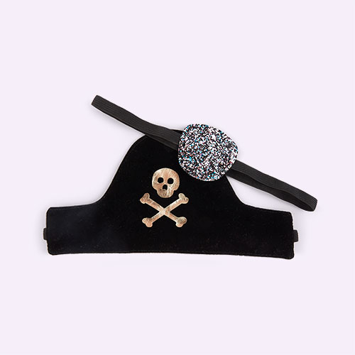 Black Mimi & Lula Pirate Dress Up Set
