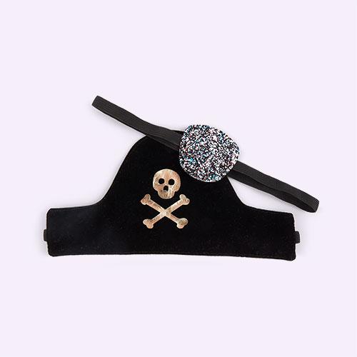 Black Mimi & Lula Pirate Dress Up Set