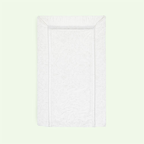 White East Coast Nursery Mini Origami Changing Mat