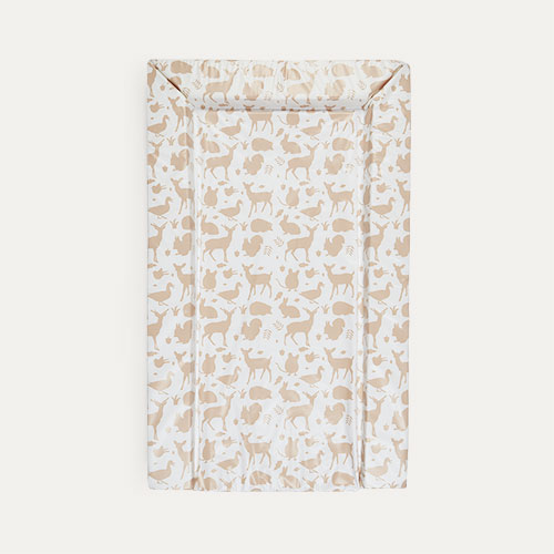 Tan East Coast Nursery In The Woods Changing Mat