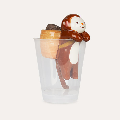Monkey Basil Noted Shippon Animal Planter