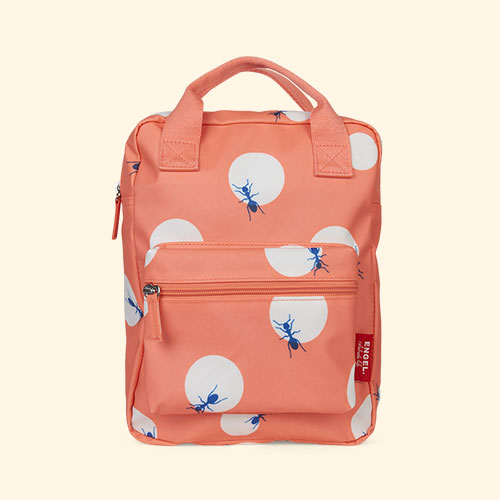 Coral Ant Engel Medium Backpack