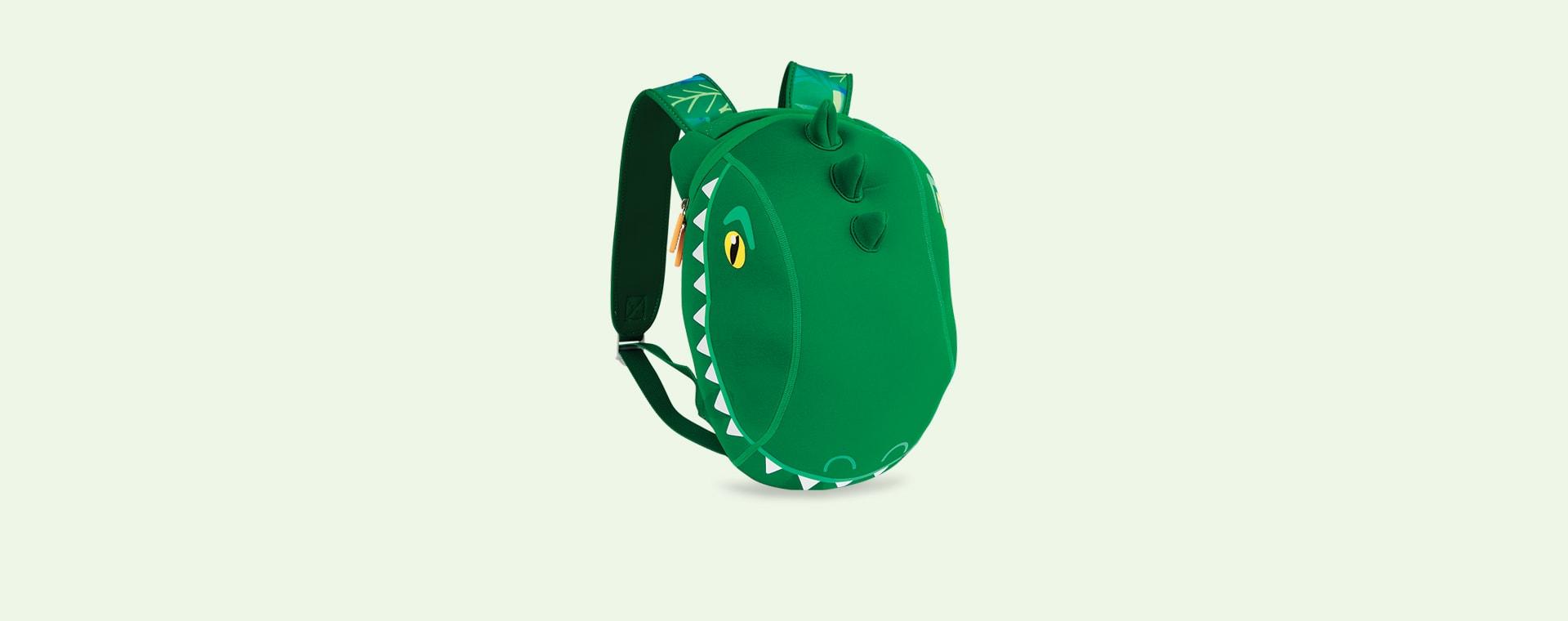 Green Sunnylife Animal Neoprene Backpack