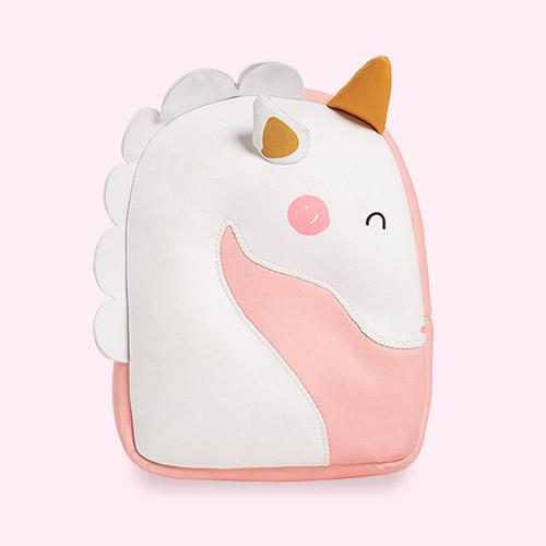 Seahorse Unicorn Sunnylife Animal Neoprene Backpack