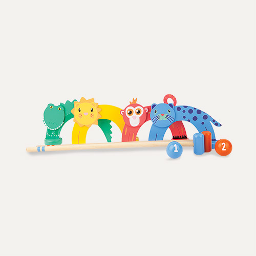 Multi Sunnylife Croquet Zoo Set