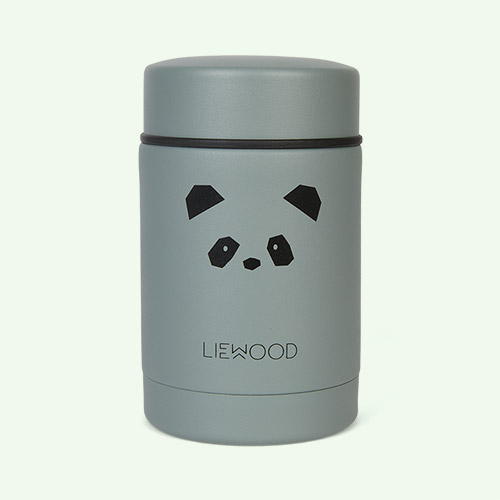 Panda peppermint Liewood Nadja Food Jar