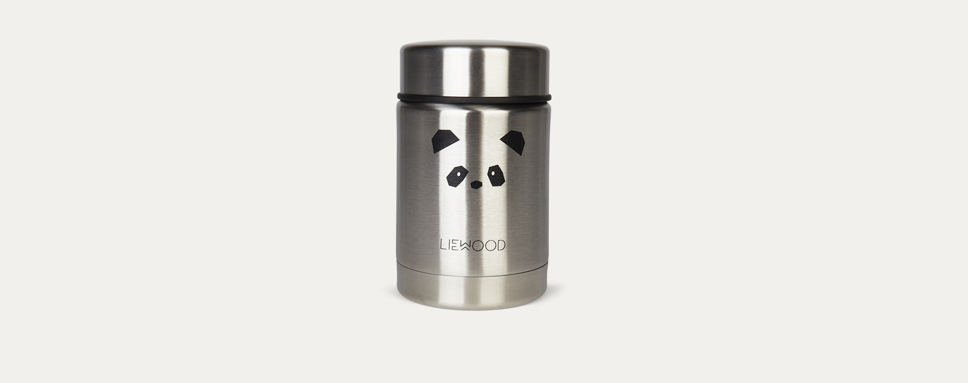 Panda Stainless Steel Liewood Nadja Food Jar