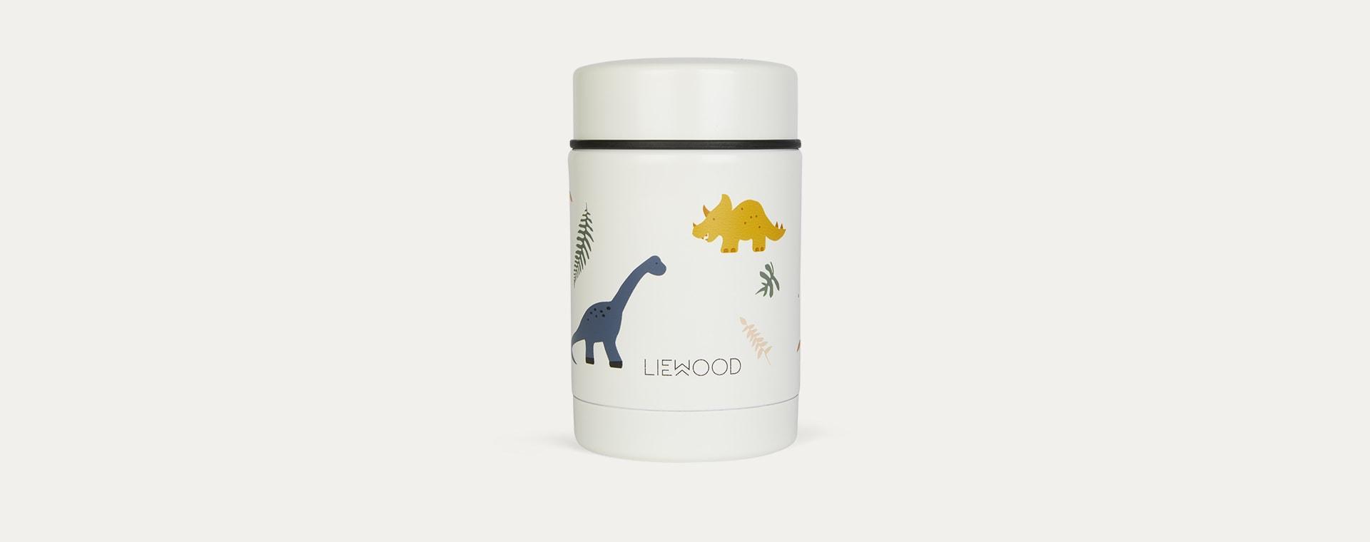 Dino mix Liewood Nadja Food Jar