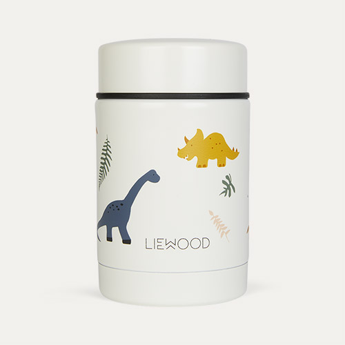 Dino mix Liewood Nadja Food Jar