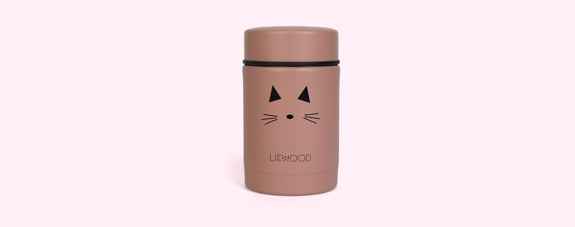 Cat rose Liewood Nadja Food Jar