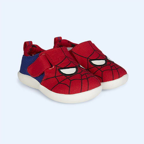 Red TOMS Marvel Spider Man Whiley Sneaker
