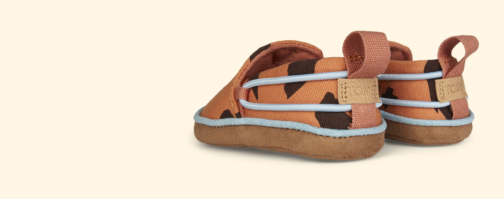 Brown TOMS Stone Age Lima Shoe