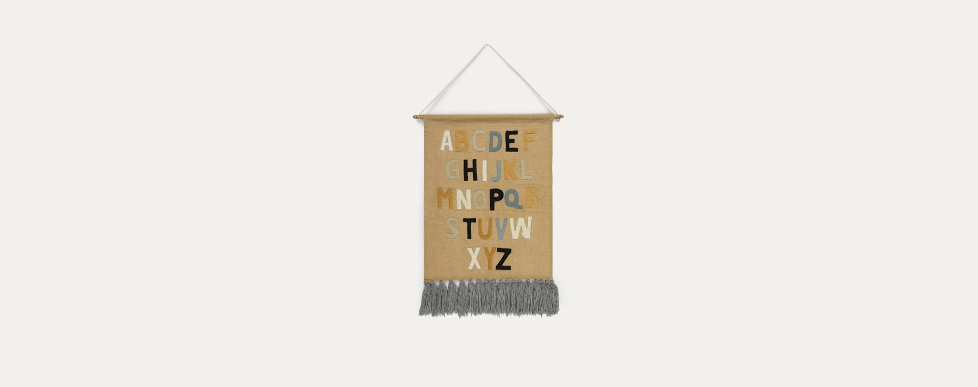 Multi Kids Depot Alfa Wall Hanger