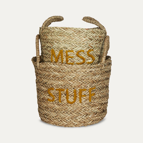 Ochre Kids Depot Mess/Stuff Storage Set
