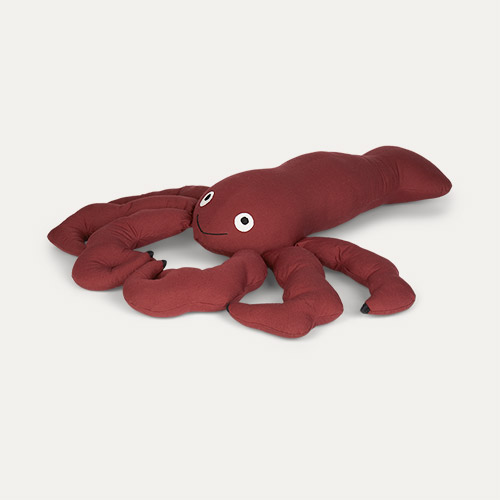 Red Kids Depot Lauren Lobster Cushion
