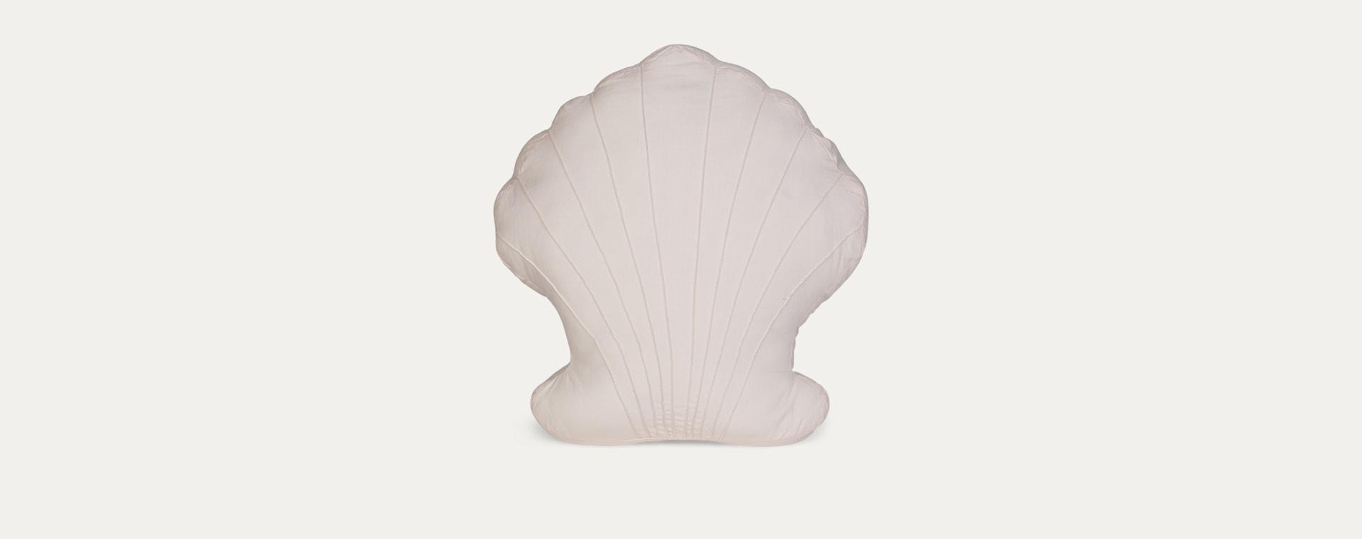 Pink Kids Depot Seashell Cushion