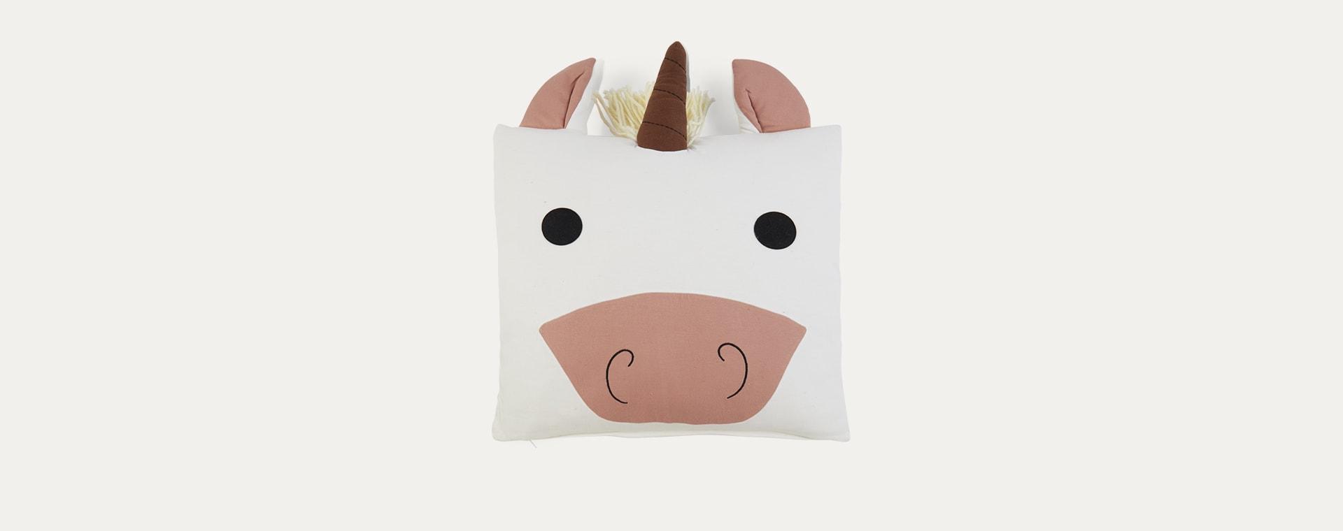 Ziva Unicorn Kids Depot Animal Cushion