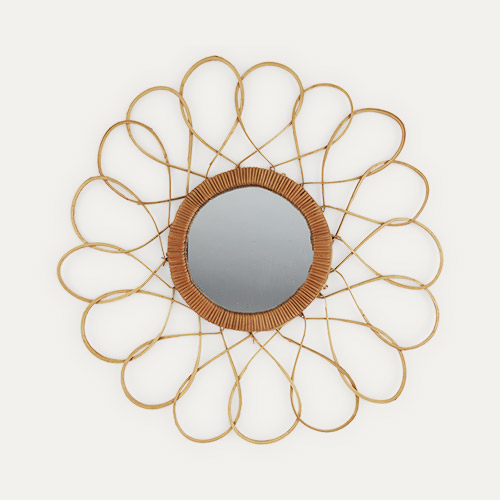 Neutral Kids Depot Sunny Cane Mirror