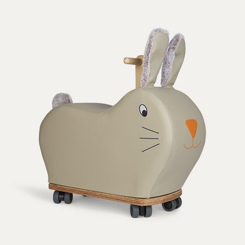 Grey Moulin Roty Ride On Rabbit
