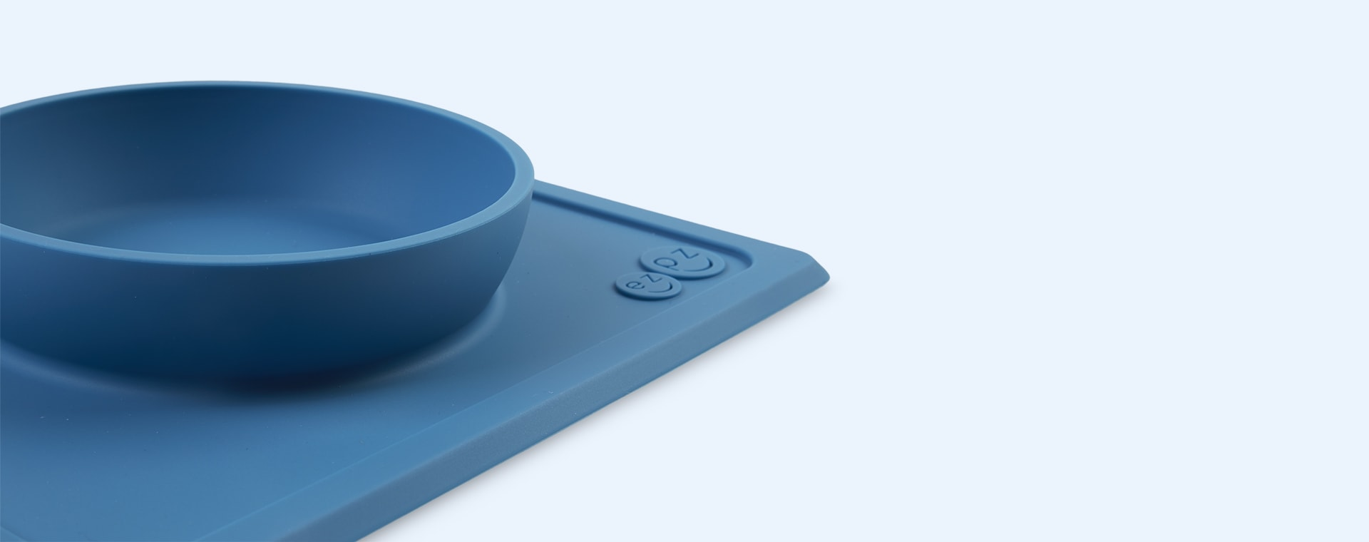 Blue EZPZ Mini Bowl