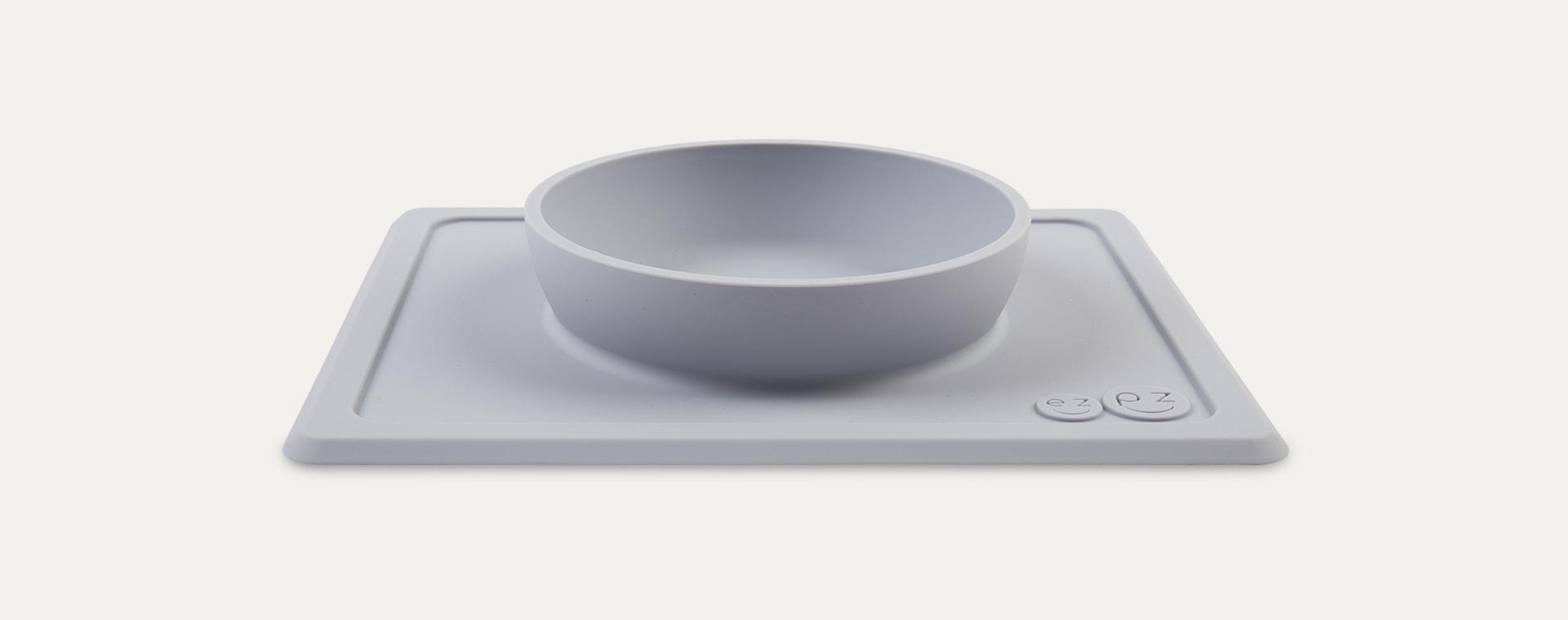 Pewter EZPZ Mini Bowl